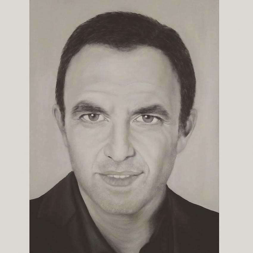 Nikos Aliagas par JOFA
